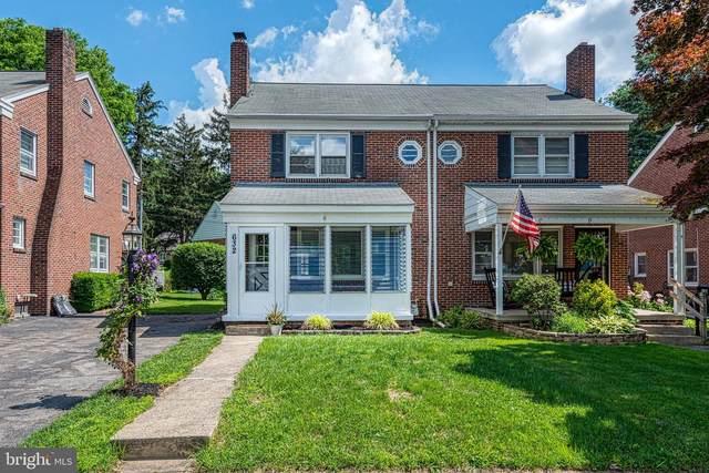 632 Fountain Avenue, LANCASTER, PA 17601 (#PALA2000374) :: Shamrock Realty Group, Inc