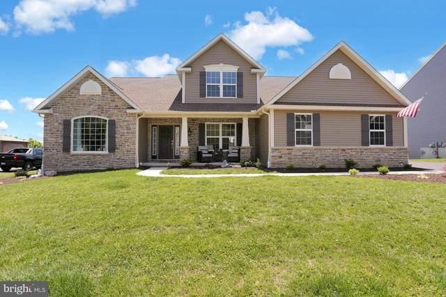 636 Seem Drive, KUTZTOWN, PA 19530 (#PABK2000266) :: Colgan Real Estate