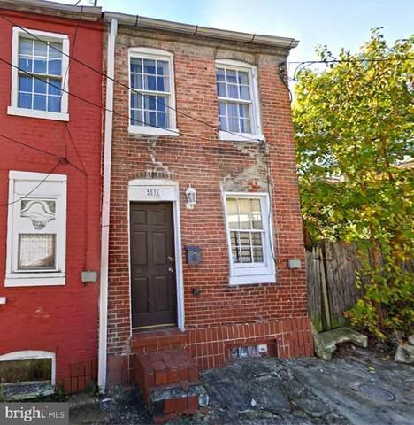 831 Boyd Street, BALTIMORE, MD 21201 (#MDBA2000543) :: Keller Williams Realty Centre