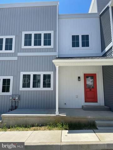 95 Chesapeake Street #14, LANCASTER, PA 17602 (#PALA2000390) :: TeamPete Realty Services, Inc