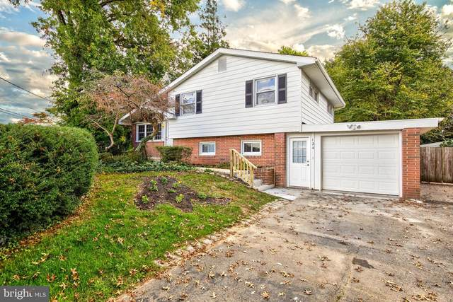 124 Stoneleigh Road, BEL AIR, MD 21014 (#MDHR2000161) :: The Gus Anthony Team
