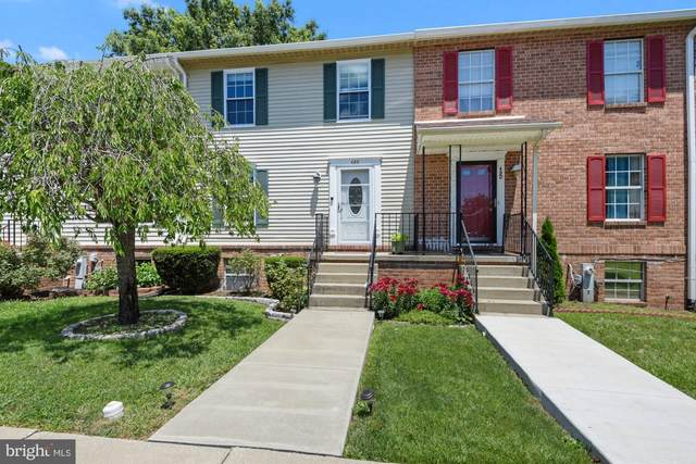 488 Antero Drive, WESTMINSTER, MD 21157 (#MDCR2000142) :: Pearson Smith Realty
