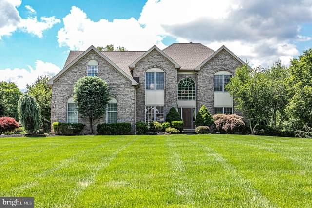 50 Southfield Drive, BELLE MEAD, NJ 08502 (MLS #NJSO2000030) :: Parikh Real Estate