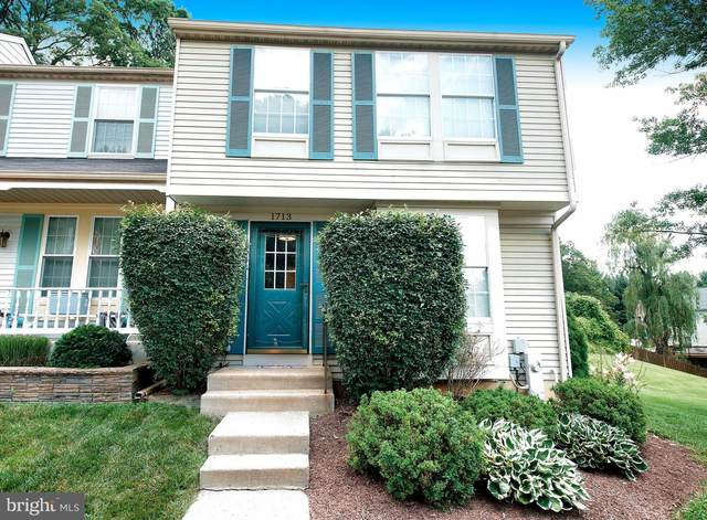 1713 Chesterfield Square, BEL AIR, MD 21015 (#MDHR2000184) :: AJ Team Realty