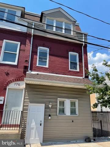 778 E State Street, TRENTON, NJ 08609 (MLS #NJME2000312) :: The Dekanski Home Selling Team