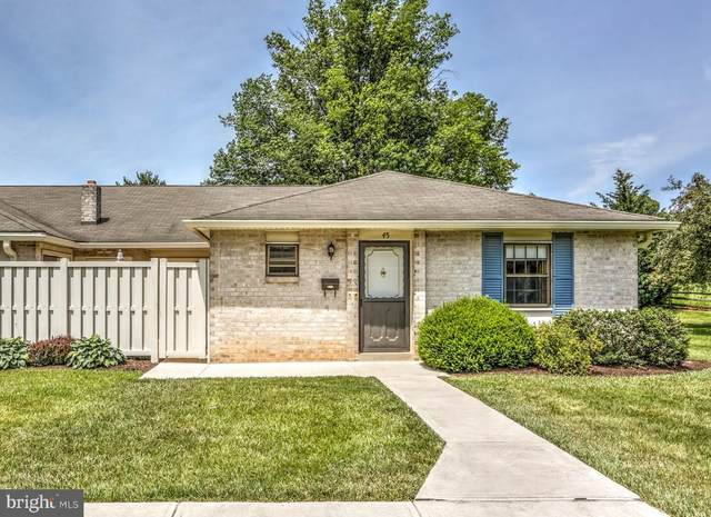 45 Valleybrook Drive, LANCASTER, PA 17601 (#PALA2000396) :: Realty ONE Group Unlimited