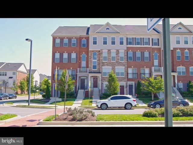 9104 Ruby Lockhart Boulevard #3, LANHAM, MD 20706 (#MDPG2000560) :: Berkshire Hathaway HomeServices McNelis Group Properties