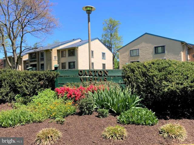 10222 Bushman Drive #8121, OAKTON, VA 22124 (#VAFX2001320) :: Berkshire Hathaway HomeServices McNelis Group Properties