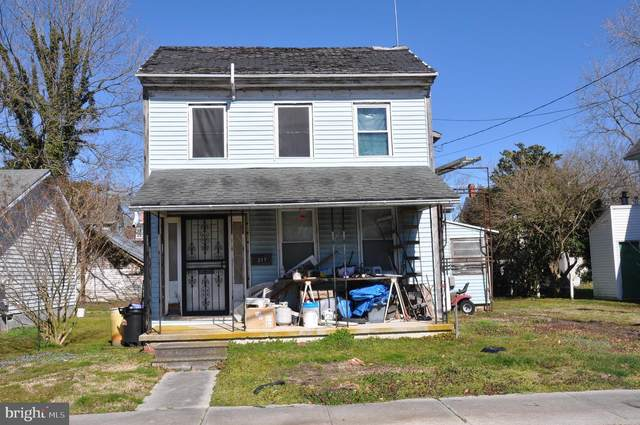 217 Cedar Street, POCOMOKE CITY, MD 21851 (#MDWO2000098) :: The Sky Group