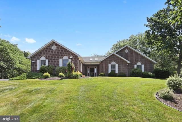 6913 Fairway Oaks, FAYETTEVILLE, PA 17222 (#PAFL2000120) :: Revol Real Estate