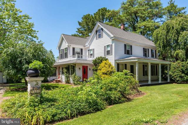 9832 Mill Point Road, EASTON, MD 21601 (#MDTA2000038) :: The Team Sordelet Realty Group