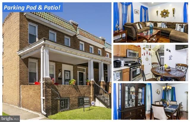 3135 Lawnview Avenue, BALTIMORE, MD 21213 (#MDBA2000758) :: RE/MAX Advantage Realty