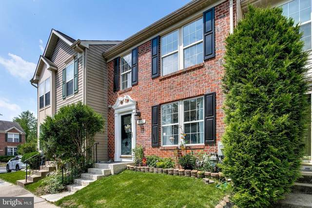 8751 Thornbrook Drive, ODENTON, MD 21113 (#MDAA2000568) :: Pearson Smith Realty