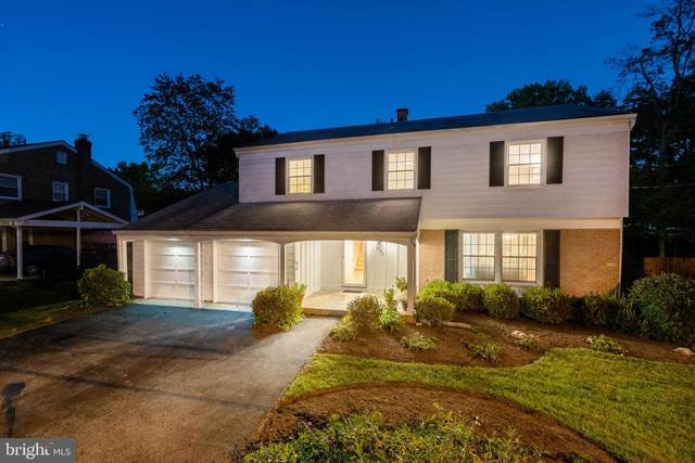 1494 Selworthy Road, ROCKVILLE, MD 20854 (#MDMC2000689) :: The Miller Team