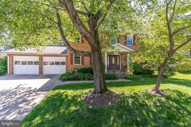 6654 Old Blacksmith Drive, BURKE, VA 22015 (#VAFX2001362) :: Debbie Dogrul Associates - Long and Foster Real Estate