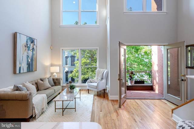 1406 Corcoran Street NW D, WASHINGTON, DC 20009 (#DCDC2000884) :: Colgan Real Estate