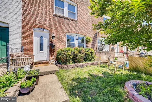 906 Stoll Street, BALTIMORE, MD 21225 (#MDBA2000609) :: The Putnam Group