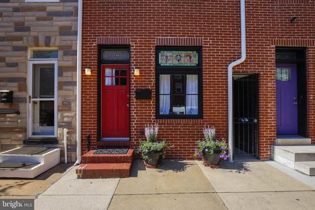 1744 Bank Street, BALTIMORE, MD 21231 (#MDBA2000780) :: BayShore Group of Northrop Realty