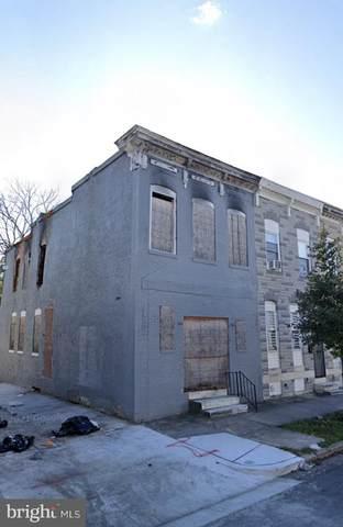 1631 E Federal Street, BALTIMORE, MD 21213 (#MDBA2000615) :: The Putnam Group