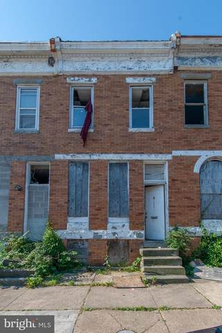 1919 Walbrook Avenue, BALTIMORE, MD 21217 (#MDBA2000782) :: Teal Clise Group