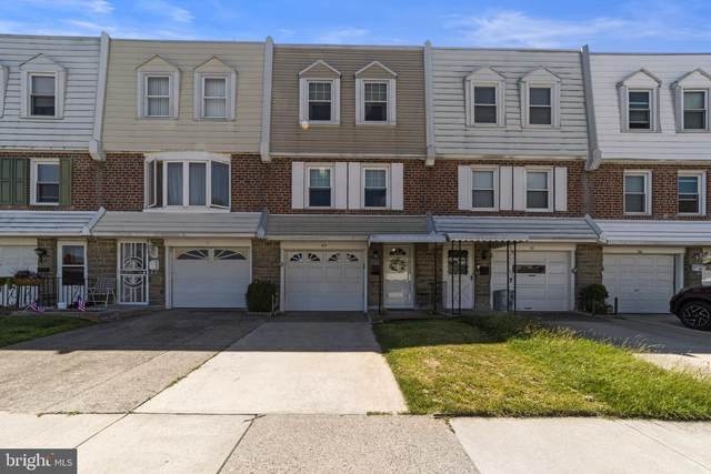49 Suburban Lane, UPPER DARBY, PA 19082 (#PADE2000422) :: Jason Freeby Group at Keller Williams Real Estate