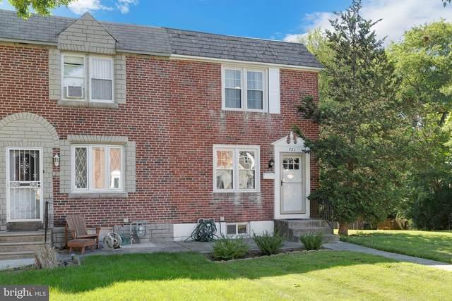 721 Crescent Drive, GLENOLDEN, PA 19036 (#PADE2000426) :: Shamrock Realty Group, Inc