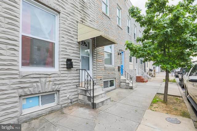 3911 E Pratt Street, BALTIMORE, MD 21224 (#MDBA2000786) :: Blackwell Real Estate
