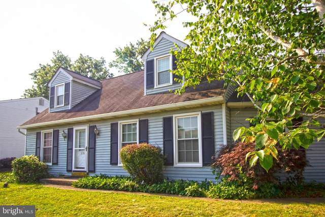 576 Pioneer, HARLEYSVILLE, PA 19438 (MLS #PAMC2000437) :: Maryland Shore Living   Benson & Mangold Real Estate