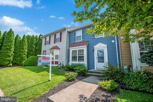 485 South Hills Court, WESTMINSTER, MD 21158 (#MDCR2000123) :: Gail Nyman Group