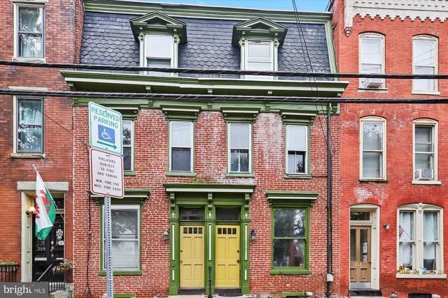 215 Briggs, HARRISBURG, PA 17102 (#PADA2000159) :: Iron Valley Real Estate
