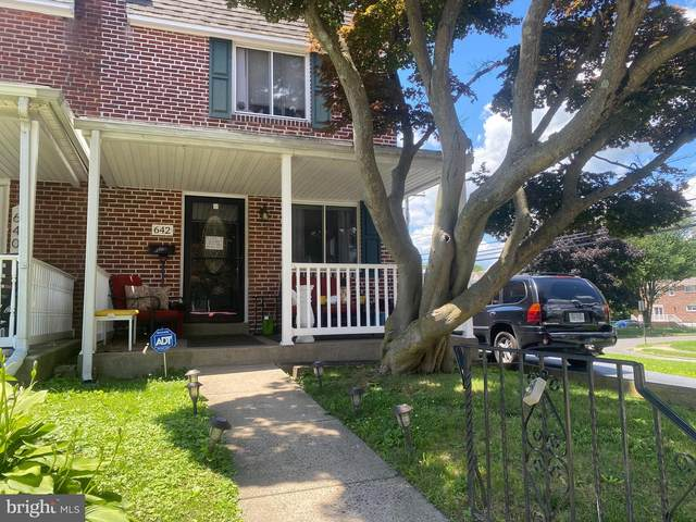 642 Richfield Avenue, GLENOLDEN, PA 19036 (#PADE2000432) :: Bowers Realty Group
