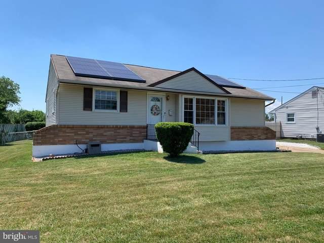 2505 Fernwood Drive, GLENDORA, NJ 08029 (MLS #NJCD2000462) :: The Dekanski Home Selling Team
