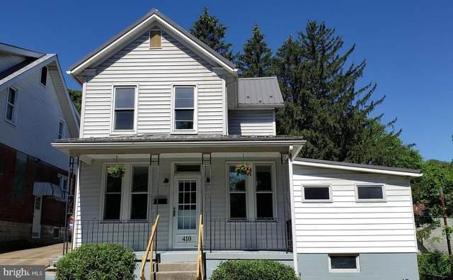 410 Robbins Terrace, CUMBERLAND, MD 21502 (#MDAL2000054) :: Murray & Co. Real Estate