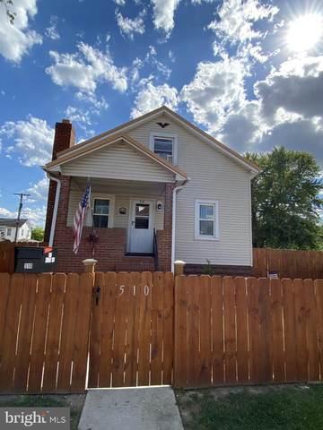 510 Wilson Avenue, BALTIMORE, MD 21224 (#MDBC2000628) :: Crossman & Co. Real Estate