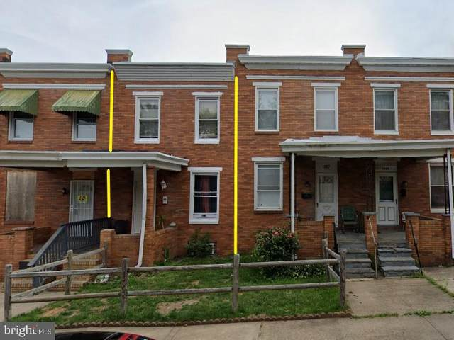 1905 Grinnalds Avenue, BALTIMORE, MD 21230 (#MDBA2000812) :: New Home Team of Maryland