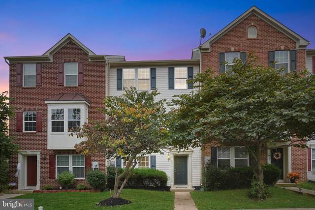 2034 Spring Run Circle, FREDERICK, MD 21702 (#MDFR2000231) :: CENTURY 21 Core Partners