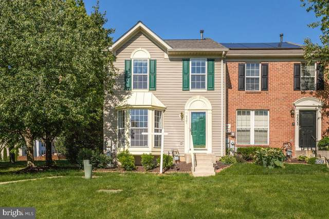 9501 Oakhurst Drive, COLUMBIA, MD 21046 (#MDHW2000262) :: Revol Real Estate