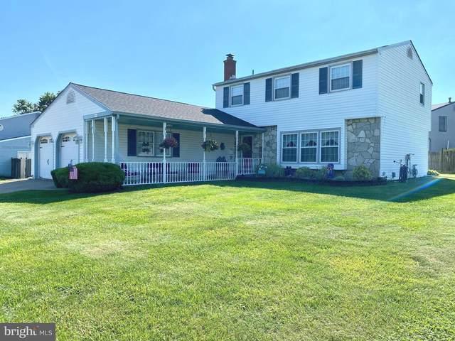 1 Hampton Road, LAUREL SPRINGS, NJ 08021 (MLS #NJCD2000476) :: The Dekanski Home Selling Team