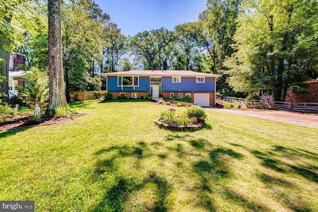 3113 Woodland Lane, ALEXANDRIA, VA 22309 (#VAFX2001470) :: Blackwell Real Estate