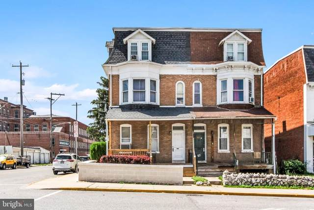497 Pennsylvania Avenue, YORK, PA 17404 (#PAYK2000364) :: Century 21 Dale Realty Co