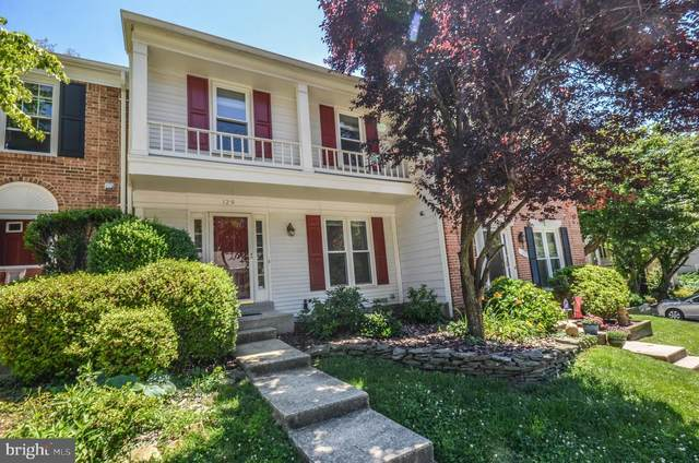 129 Finale Terrace, SILVER SPRING, MD 20901 (#MDMC2001066) :: Bowers Realty Group