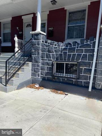 1427 N Wanamaker Street, PHILADELPHIA, PA 19131 (#PAPH2001545) :: Tom Toole Sales Group at RE/MAX Main Line