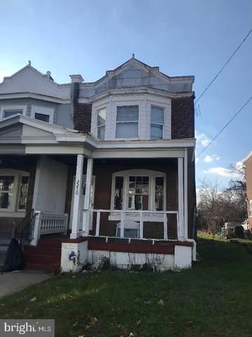 2210 Madison Street, CHESTER, PA 19013 (#PADE2000462) :: Colgan Real Estate