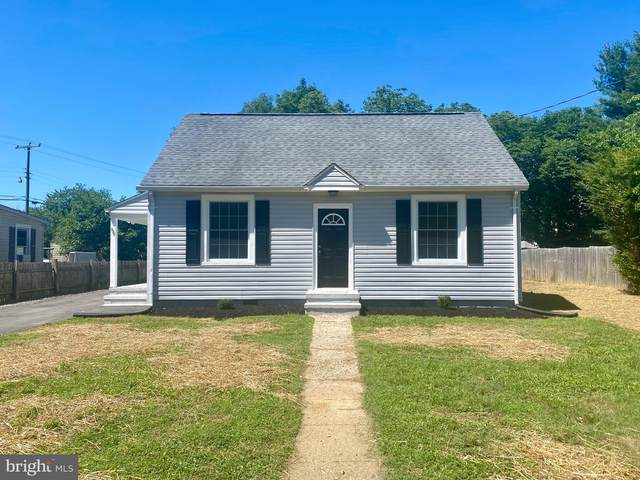 324 Fourth Street, FREDERICKSBURG, VA 22408 (#VASP2000160) :: Blackwell Real Estate
