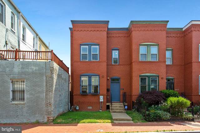 1937 4TH Street NW, WASHINGTON, DC 20001 (#DCDC2000954) :: Crossman & Co. Real Estate