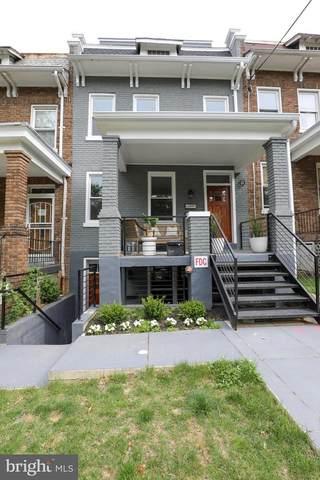319 Varnum Street NW #1, WASHINGTON, DC 20011 (#DCDC2000958) :: Crossman & Co. Real Estate