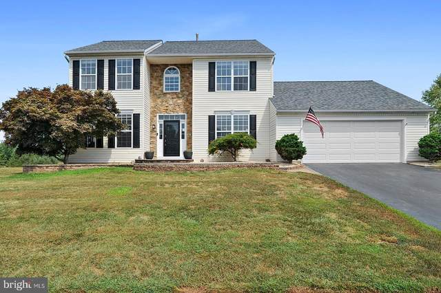 222 Horseshoe Drive, MIDDLETOWN, DE 19709 (#DENC2000375) :: Your Home Realty