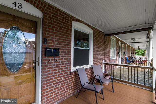 43 Fairview Avenue, LANSDALE, PA 19446 (#PAMC2000758) :: Potomac Prestige