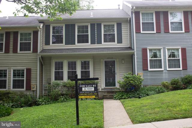 20458 Afternoon Lane, GERMANTOWN, MD 20874 (#MDMC2001106) :: The Mike Coleman Team