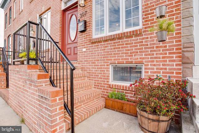 307 S Clinton Street, BALTIMORE, MD 21224 (#MDBA2000880) :: The Mike Coleman Team